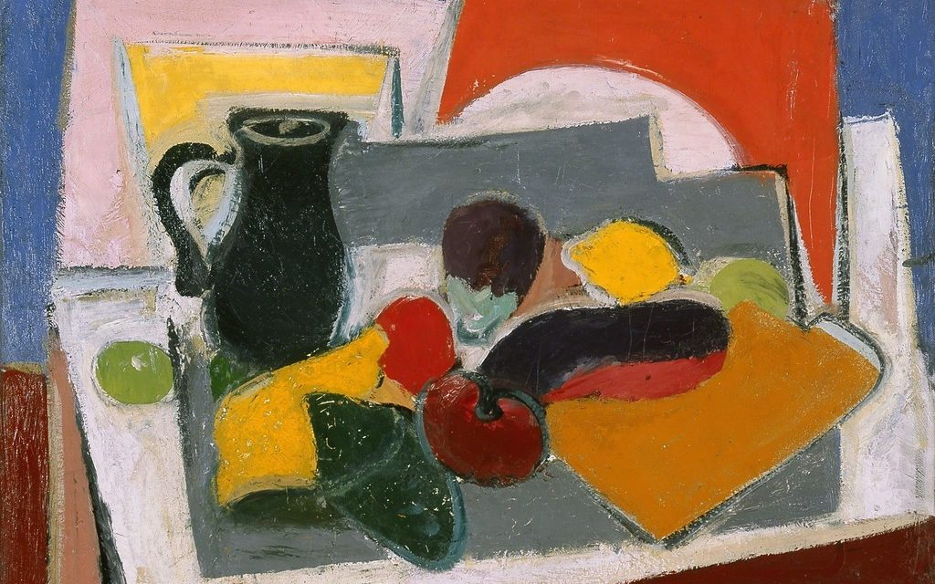 """Composition with Vegetables"" (1928), de Arshile Gorky"