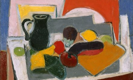 """""""Composition with Vegetables"""" (1928), de Arshile Gorky"""