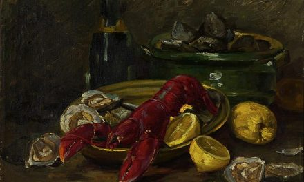 """Hummeriasetelma"" (1885), de Maria Wiik"