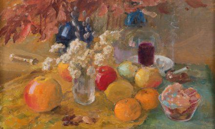 """Naturaleza muerta"" (1941), de Venny Soldan-Brofeldt"