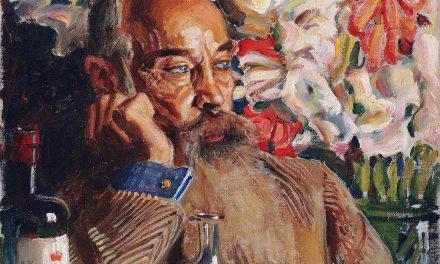 """Sigurd Wettenhovi-Aspa"" (1919), de Akseli Gallen-Kallela"