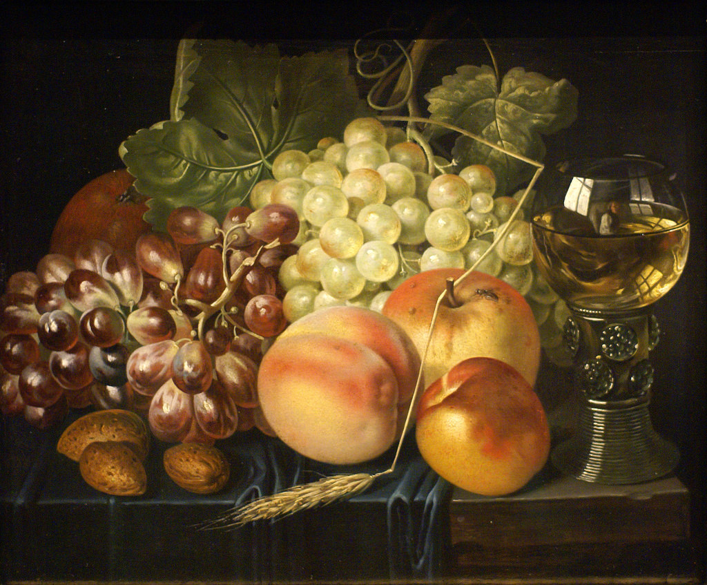 """Flower Piece"" (1610), de Ambrosius Bosschaert"