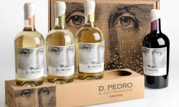 Adegas Galegas saca una colección de vinos boutique con 'D. Pedro Castes Autóctonas'
