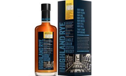 Arbikie lanza Arbikie Highland Rye, el primer whisky de centeno de Escocia en 100 años