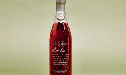 Booker's presenta su Bourbon conmemorativo, Booker's 30th Anniversary Bourbon