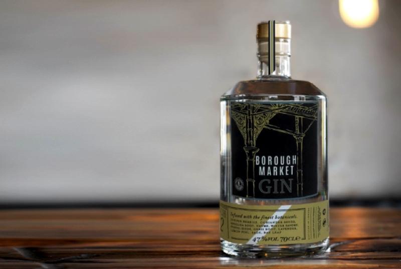 ELLC lanza Borough Market Gin