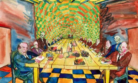 """Competition Jury"" (1969), de Kalervo Palsa"
