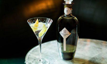 Connaught Bar celebra 10 años con nueva ginebra
