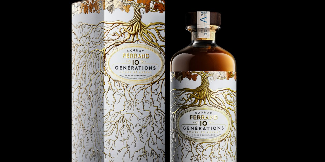 Pierre Ferrand celebra la fundación de la familia con Ferrand 10 Générations Cognac