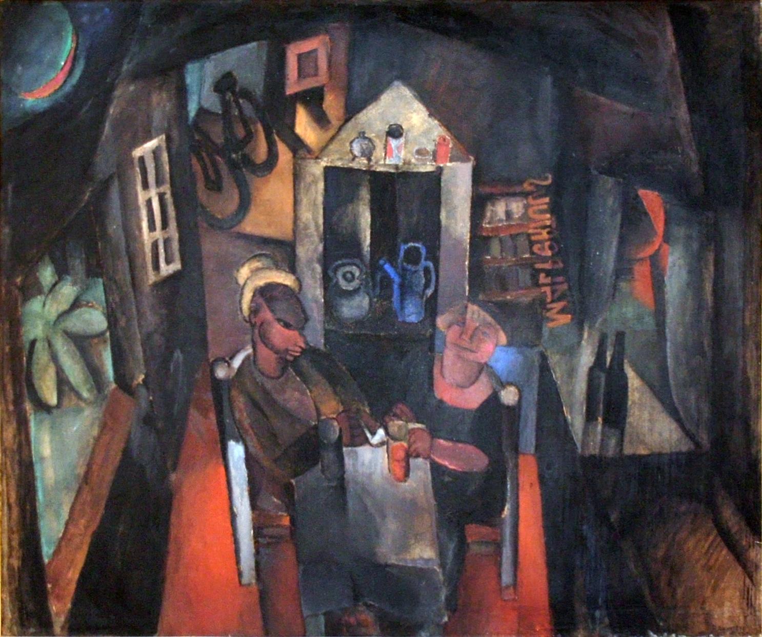 MSKG - Malpertuus - Frits Van den Berghe (1920)