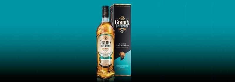 William Grant & Sons lanza Grant's Distinction