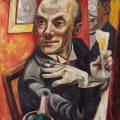 Max Beckmann champagne