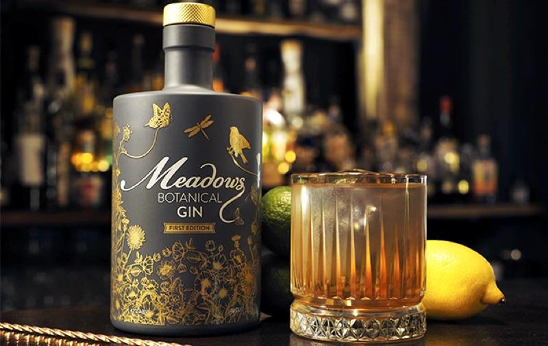 Meadows Gin se lanza en el Reino Unido