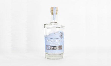 El primer vodka de Isle of Skye se lanza en el Reino Unido, Misty Isle Vodka