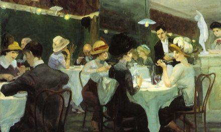 """""""Renganeschi's Saturday Night"""" (1912), de John French Sloan"""