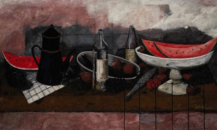 """Naturaleza muerta"" (1935), de Rufino Tamayo"