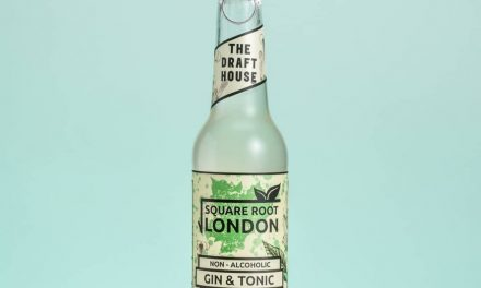 Square Root Soda lanza su primer gin tonic sin alcohol en RTD