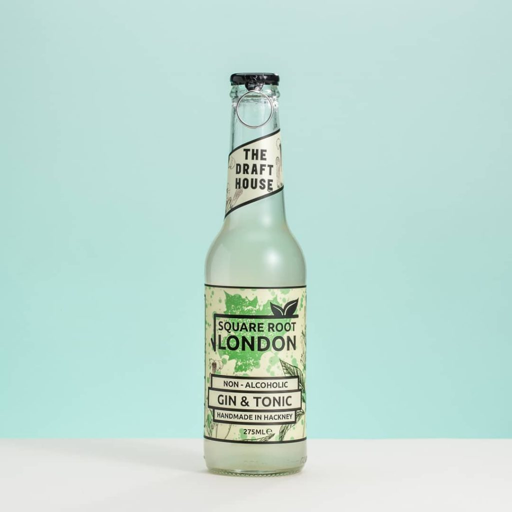 Square Root Soda G&T