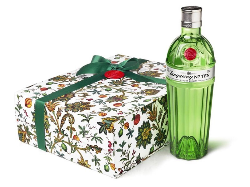 Tanqueray y House of Hackney lanzan un paquete de regalo para esta Navidad