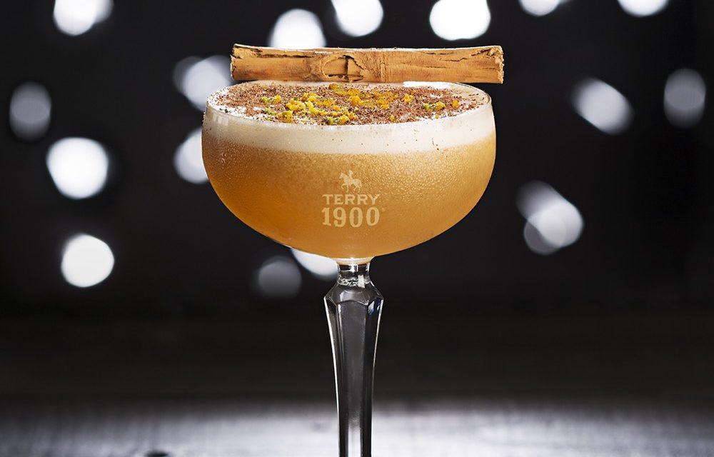 Terry 1900 renueva su imagen y presenta su cóctel más gourmet para estas navidades