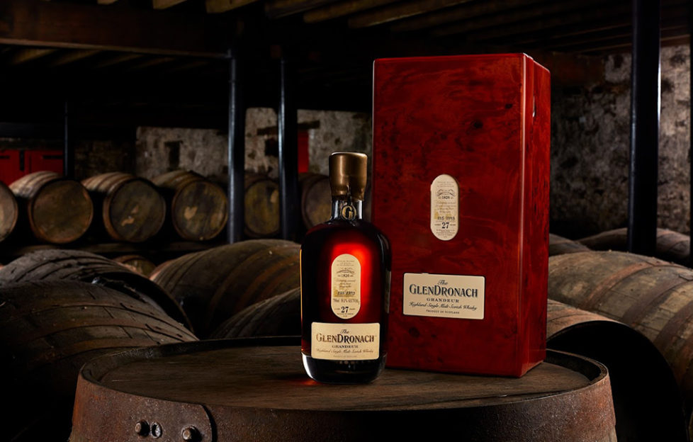 The GlenDronach Grandeur Batch 10