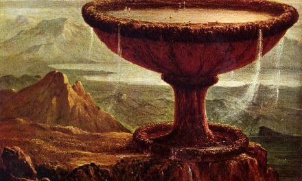 """""""La copa del gigante"""" (1833), de Thomas Cole"""