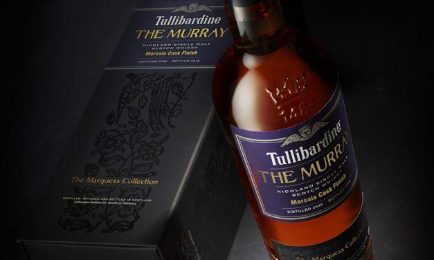 Tullibardine presenta The Murray Marsala Finish