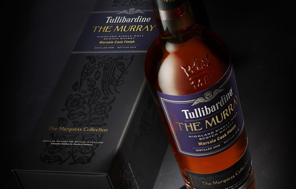 Tullibardine presenta The Murray Marsala Finish
