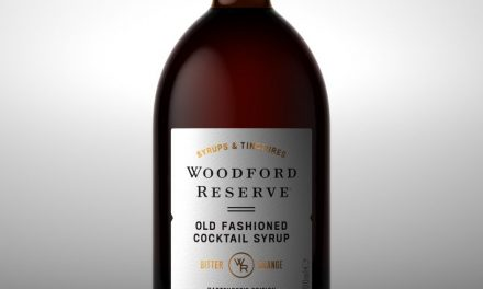 Woodford Reserve presenta Old Fashioned Cocktail Syrup