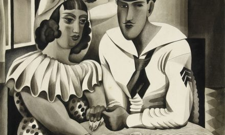 """La Tragedia de Doña Ajada"" (1929), de José de Almada Negreiros"