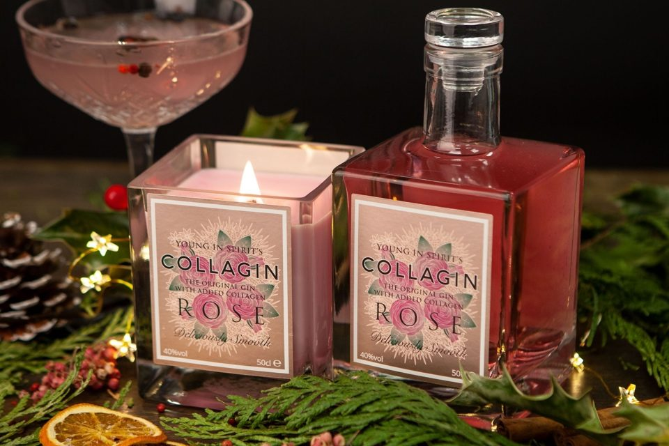 Collagin lanza velas 'antienvejecimiento' de G&T