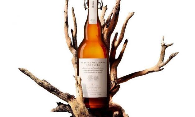 Damm presenta cerveza edición limitada madurada en madera