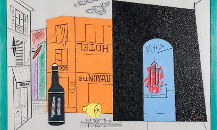 """Arch Hotel""(1929), de Stuart Davis"