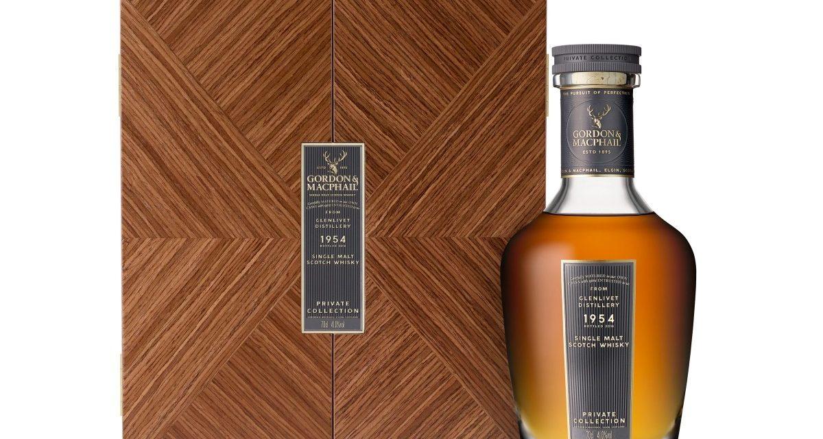 Gordon & MacPhail añade Glenlivet de 64 años a Private Collection junto con una Caol Ila de 50 años
