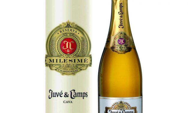 Juvé & Camps presenta dos cavas de lujo para esta Navidad con Milesimé y Blanc de Noirs