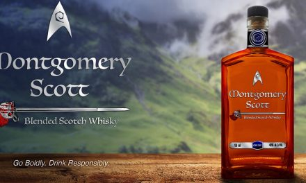 Silver Screen Bottling Company rinde homenaje a un personaje de Star Trek con Montgomery Scott Blended Scotch