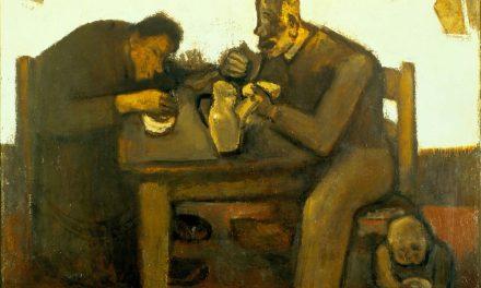 """El pan de cada dia"" (1950), de Constant Permeke"