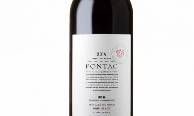 Luis Alegre rinde homenaje a Arnaud Pontac con su nuevo vino 'Pontac'