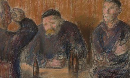 """""""En el restaurante"""" (1930), de Marcus Collin"""