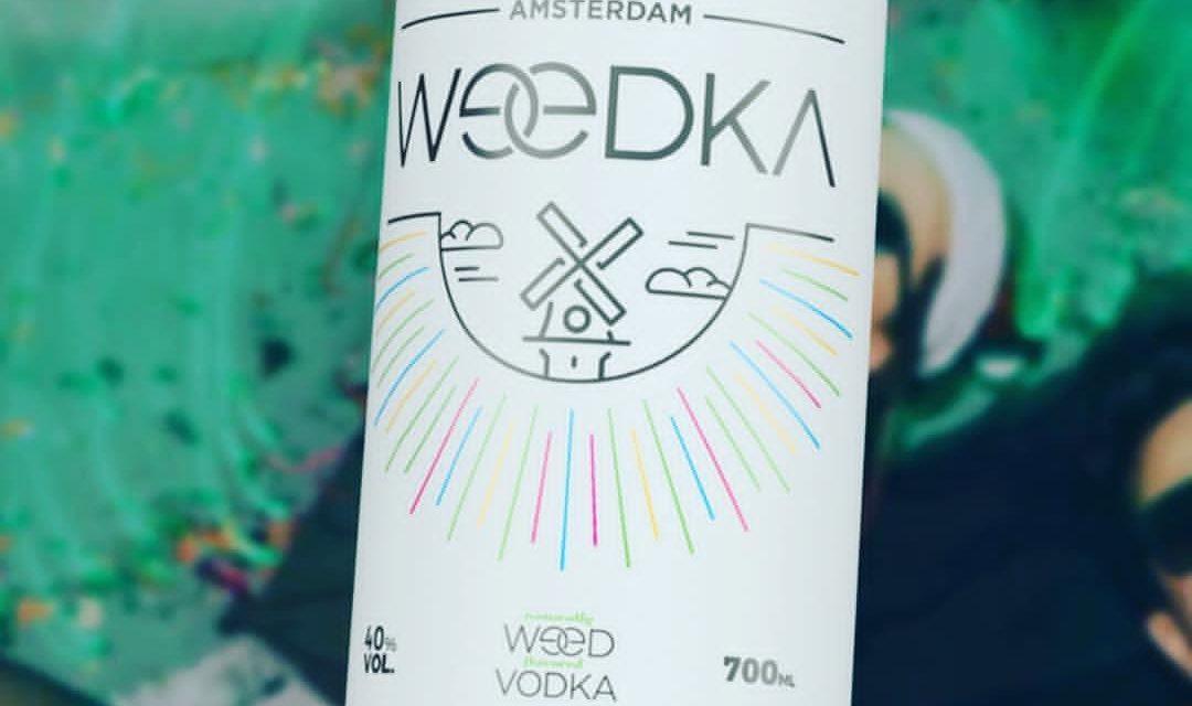 Se lanza Weedka, un vodka con infusión de aceite de cannabis