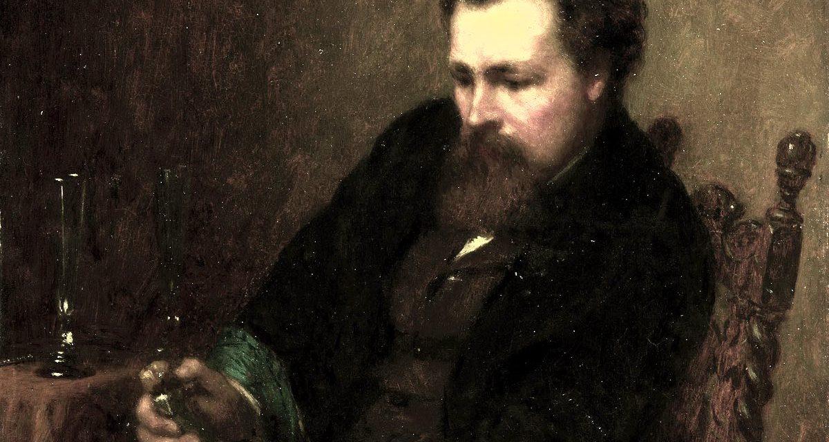 """""""Autorretrato"""" (1914), de Eastman Johnson"""