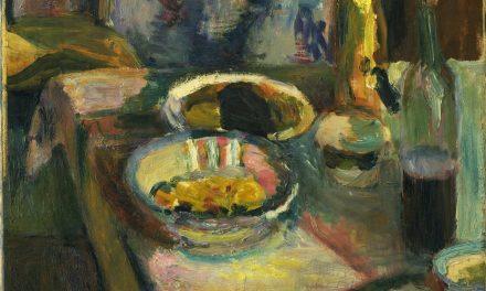 """Bodegón de Paris"" (1899), de Henri Matisse"