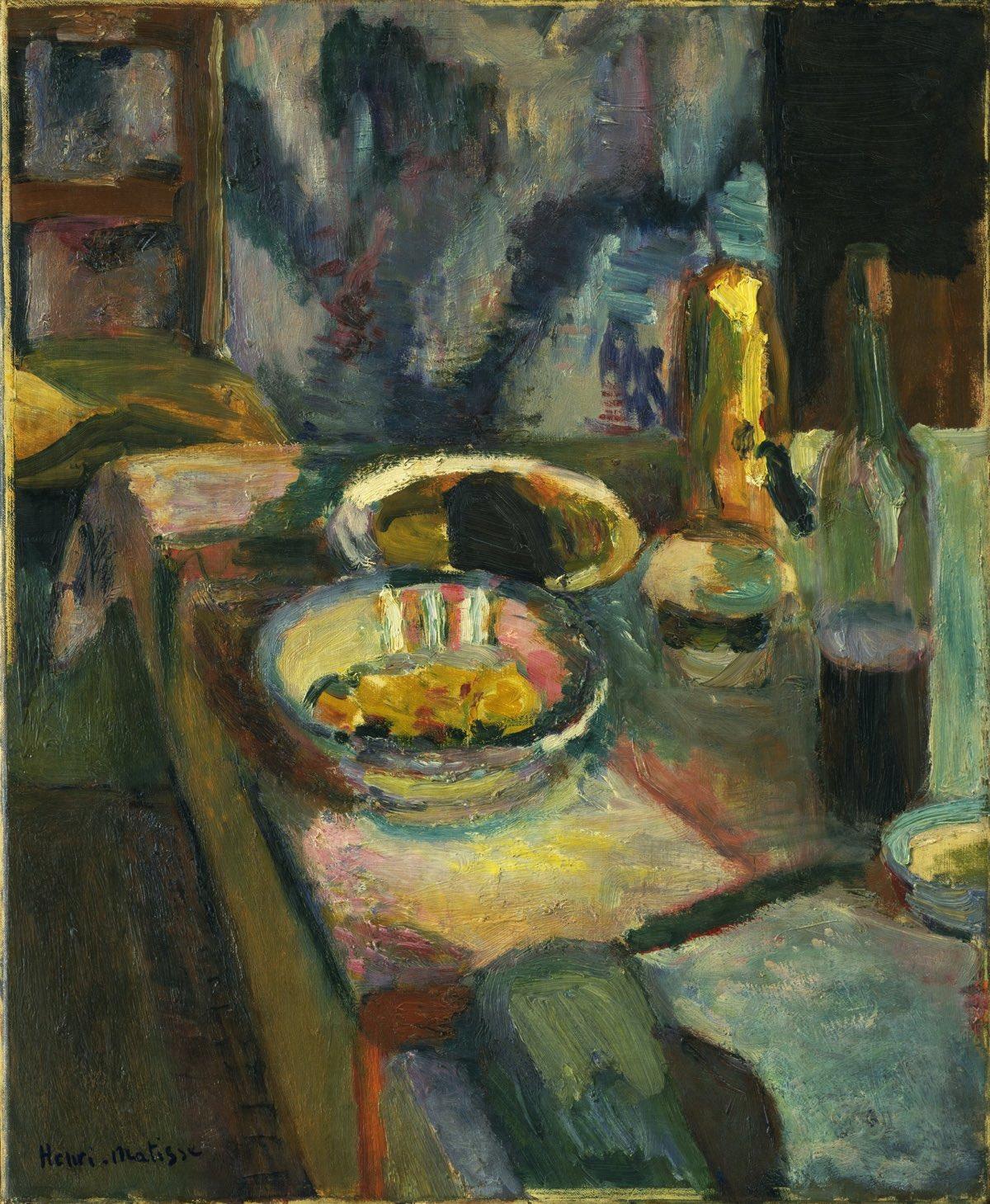 Bodegón de Paris (1899), de Henri Matisse