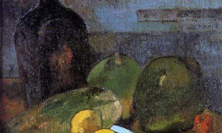 """""""Bodegón"""" (1876), de Berndt Lindholm"""