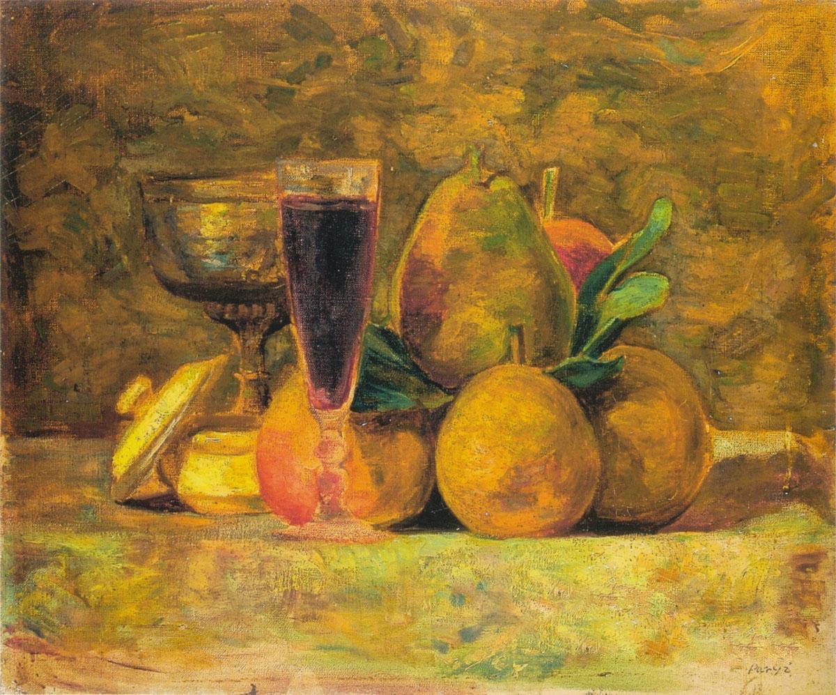 Bodegón (1928), de Zygmunt Waliszewski