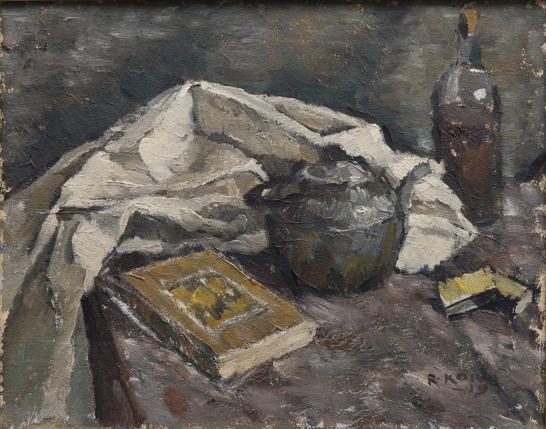 Bodegón (1930), de Rudolf Koivu