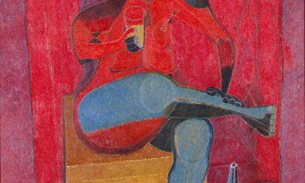 """""""El borracho feliz"""" (1946), de Rufino Tamayo"""