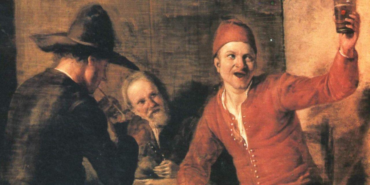 """""""El soñador"""" (1650), de Nicolaes Maes"""