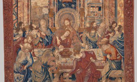 """""""La Última Cena"""" (1525–1528), de Bernaert van Orley"""
