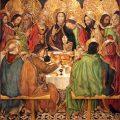 La última cena (1450), de Jaume Huguet